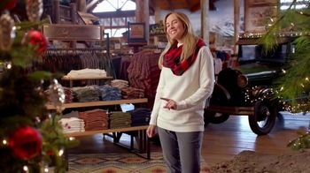 Bass Pro Shops Christmas Sale TV Spot, 'Barbill Combo, Flannel Shirt and Gift Cards'