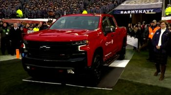 Chevrolet TV Spot, 'Operation Homefront: Chevy Cares' [T1] - 1 commercial airings