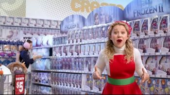 Five Below TV Spot, 'Give and Give Again: Elsa and Olaf' - 1 commercial airings