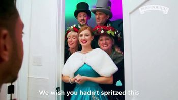 Poo~Pourri TV Spot, 'Holidays: Being a Party Pooper Doesn't Have to Stink' - Thumbnail 3
