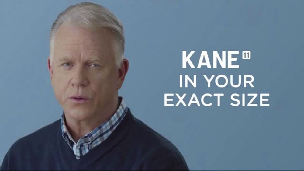 Kane 11 Socks TV Commercial, 'Transforming the Way We Wear Socks: 25 Percent Off' Featuring Boomer E