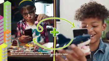 LEGO Life TV Spot, 'Go Brick Wild' - 1325 commercial airings