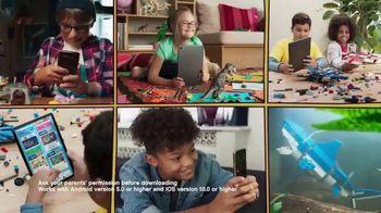LEGO Life TV Spot, 'Go Brick Wild' - Thumbnail 10