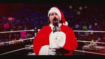 WWE Shop TV Spot, 'Holidays: 25 Percent Off Championship Titles & 50 Percent Off Tees'