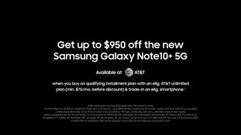 Samsung Mobile TV Spot, 'Next-Level Power: $950' Song by Club Yoko - Thumbnail 10