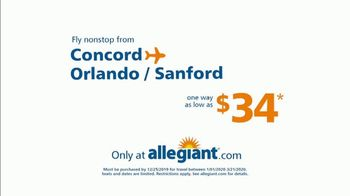 Allegiant TV Spot, 'Spies in Disguise: Concord to Orlando' - Thumbnail 8