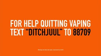 Truth TV Spot, 'For Help Quitting Vaping' Featuring Doug The Pug - Thumbnail 5