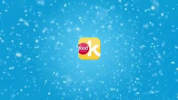 Food Network Kitchen App TV Spot, 'Holidays: Try Free Classes' - Thumbnail 1