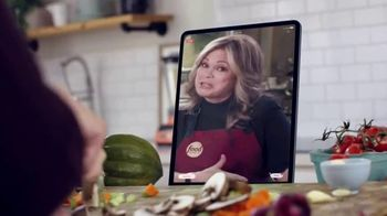 Food Network Kitchen App TV Spot, 'Holidays: Try Free Classes' - Thumbnail 2