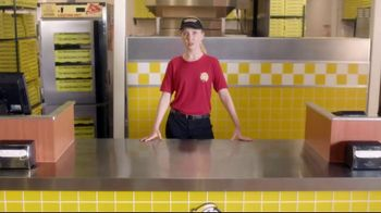 Hungry Howie's Stuffed Flavored Crust Pizza TV Spot, 'Mall Cop' - Thumbnail 1