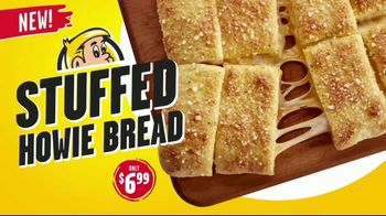 Hungry Howie's Stuffed Flavored Crust Pizza TV Spot, 'Mall Cop' - Thumbnail 9