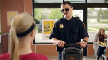 Hungry Howie's Stuffed Flavored Crust Pizza TV Spot, 'Mall Cop' - Thumbnail 2