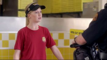 Hungry Howie's Stuffed Flavored Crust Pizza TV Spot, 'Mall Cop' - Thumbnail 7