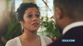 Zola TV Spot, 'Beautiful Custom Wedding Invitations, Save the Dates, and Paper'