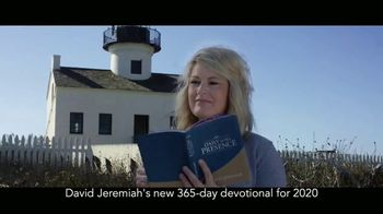 Turning Point with Dr. David Jeremiah TV Spot, 'Daily in His Presence'