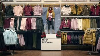 Dick's Sporting Goods Outerwear Deals TV Spot, 'Holiday Deals: Cold Weather Outerwear'
