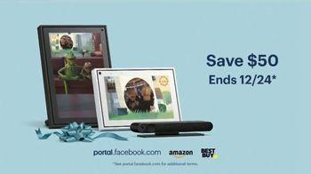 Portal from Facebook TV Spot, 'Holidays: Itsy Bitsy Statler' - Thumbnail 10