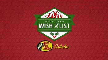 Bass Pro Shops Christmas Sale TV Spot, 'Wish Lists: Flannel-Lined Jeans & Open-Front Cardigans' - Thumbnail 1