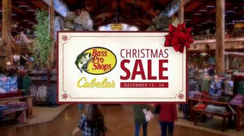 Bass Pro Shops Christmas Sale TV Spot, 'Wish Lists: Flannel-Lined Jeans & Open-Front Cardigans' - Thumbnail 5