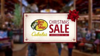 Bass Pro Shops Christmas Sale TV Spot, 'Berber Blankets & Three Season Jackets'