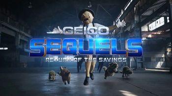 GEICO TV Spot, 'Sequels Blockbuster' - Thumbnail 3