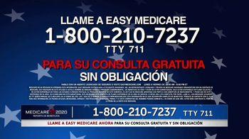 easyMedicare.com TV Spot, 'Reporte de beneficios' [Spanish] - Thumbnail 7