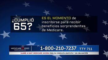 easyMedicare.com TV Spot, 'Reporte de beneficios' [Spanish] - Thumbnail 5