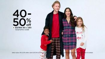 Kohl's Super Saturday TV Spot, 'Sleepwear, Pendant Necklaces and Sheets' - 858 commercial airings