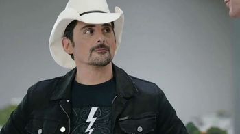 Nationwide Insurance SmartRide TV Spot, 'Peytonville: Discounts' Feat. Brad Paisley, Peyton Manning - Thumbnail 5