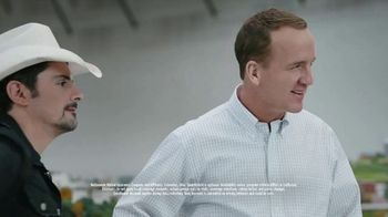 Nationwide Insurance SmartRide TV Spot, 'Peytonville: Discounts' Feat. Brad Paisley, Peyton Manning - Thumbnail 7