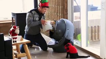 Litter-Robot TV Spot, 'Holidays: A Gift for Both of Us' Featuring JJ Yosh - 104 commercial airings