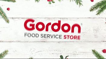 Gordon Food Service Store TV Spot, 'Holidays: Meatballs, Shrimp and Cheesecake' - Thumbnail 1