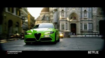 Alfa Romeo TV Spot, '6 Underground: Dos and Don'ts' [T1] - Thumbnail 2