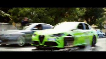 Alfa Romeo TV Spot, '6 Underground: Dos and Don'ts' [T1] - Thumbnail 4