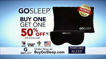 GoSleep TV Spot, 'Love to Travel: 50% Off' - Thumbnail 9
