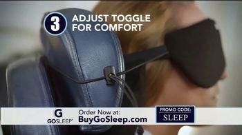 GoSleep TV Spot, 'Love to Travel: 50% Off' - Thumbnail 3