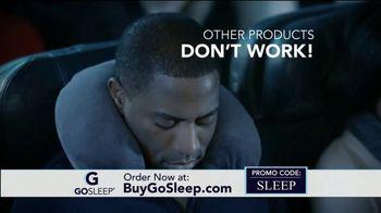 GoSleep TV Spot, 'Love to Travel: 50% Off' - Thumbnail 4