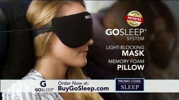 GoSleep TV Spot, 'Love to Travel: 50% Off' - Thumbnail 6