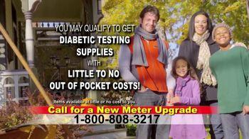 MedEnvios Healthcare TV Spot, 'Diabetic Health Hotline: Supplies'