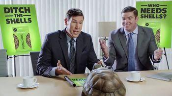 Wonderful Pistachios TV Spot, 'I Speak Turtle' - Thumbnail 2