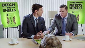 Wonderful Pistachios TV Spot, 'I Speak Turtle' - Thumbnail 3