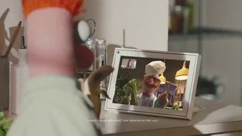 Portal from Facebook TV Spot, \'Soup: Save $50\' Featuring The Swedish Chef, Beaker