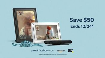 Portal from Facebook TV Spot, 'Soup: Save $50' - Thumbnail 9