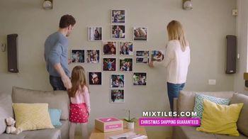 Mixtiles Ltd TV Spot, 'Wall Art: Christmas Shipping Guaranteed'