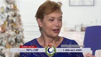 Plexaderm Skincare Holiday Special TV Spot, 'Actress Annette: 50 Percent Off' - Thumbnail 1