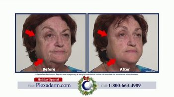Plexaderm Skincare Holiday Special TV Spot, 'Actress Annette: 50 Percent Off'