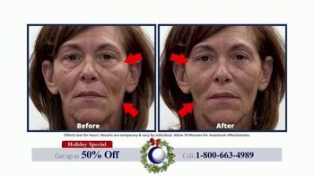 Plexaderm Skincare Holiday Special TV Spot, 'Actress Annette: 50 Percent Off' - Thumbnail 5