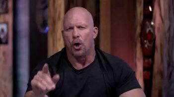 WWE Network TV Spot, 'Steve Austin's Broken Skull Sessions'