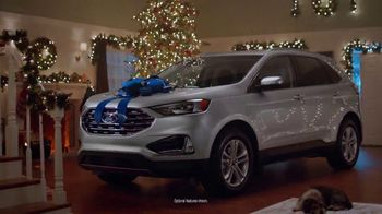 Ford Built for the Holidays Sales Event TV Spot, 'Gift Wrapped' Song by Tchaikovsky [T2]