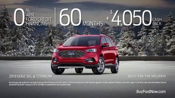 Ford Built for the Holidays Sales Event TV Spot, 'Gift Wrapped' Song by Tchaikovsky [T2] - Thumbnail 6